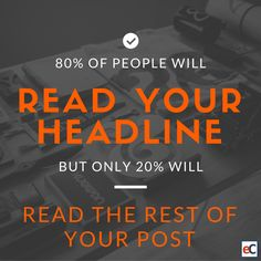 Need help writing better headlines? Check out this short #blog post where we discuss tips, trick and tools that will help you write headlines that convert. #eClincherBlog