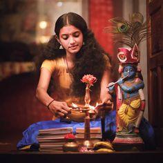 Image may contain: 2 people, indoor Little Krishna, Baby Krishna, Lord Krishna Wallpapers, Radha Krishna Wallpaper, Indian Photoshoot, Couple Photoshoot Poses, Krishna Statue, Krishna Art, Radhe Krishna