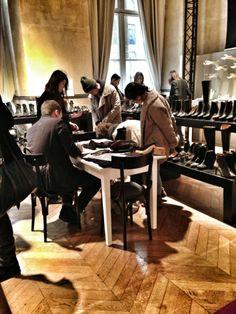 Paris fashion week - Tranoi, Palais de la Bourse