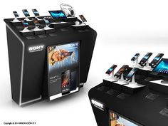 Shop in Shop – SONY – | INNOVACION PLV