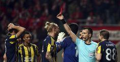 Fenerbahçe hakem kurbanı oldu