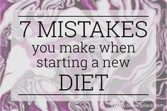 How To Slim Down, Eating Well, Mistakes, Campaign, Wellness, Content, Diet, Medium, News