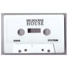 Xenon Tape Only for ZX Spectrum from Melbourne House