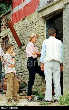 Diana Princess Of Wales 1997