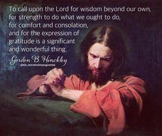 #ldsquotes #preshinckley #prayer