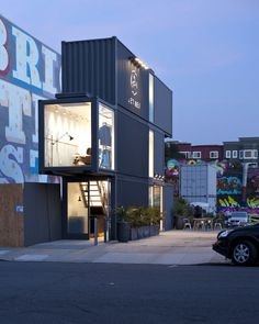 Aether Apparel Container Store