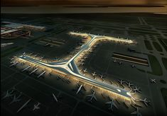 Top 5 Airports in the world! Ever wonder what a high luxury airport looks like? Let's see the top and the rankings on services!