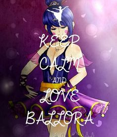 "108 Likes, 16 Comments - ballora_the.cutie/ballarine (@ballora_the.cutieballa) on Instagram: ""Keep calm and love Ballora!!!! #ballora4life #keepcalmandloveballora """