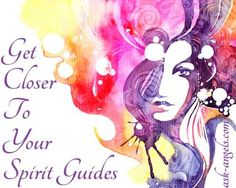 ∆ Spirit Guides...how to contact your spirit guide ~ Your guide is with you when ever you call them.  They reside in the Spiritual realms 'above' you but are with you instantaneously if you ask them to be...