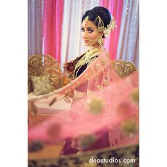 awesome vancouver wedding Our beautiful bride Serina on her wedding morning  Photography by @deostudios Makeup Art, Hair Design, and Styling by @pinkorchidstudio Be sure to follow us @deostudios to keep up with all of our latest posts and check out some of our other work online at www.deostudios.com Contact us for wedding photography and cinema ________ by @pinkorchidstudio  #vancouverwedding #vancouverweddingmakeup #vancouverwedding