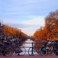 With this view  #amsterdam #singel #ignantpicoftheday
