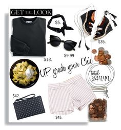 """""""count your pennies"""" by theworldisatourfeet ❤ liked on Polyvore featuring Blair, rag & bone, Neiman Marcus, Boohoo and GetTheLook"""