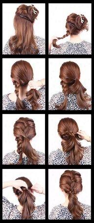 Beauty Tutorials: #Hair tutorials