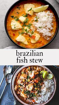 Salmon Recipes, Seafood Recipes, Mexican Food Recipes, Soup Recipes, Vegetarian Recipes, Dinner Recipes, Cooking Recipes, Healthy Recipes, Fish Crockpot Recipes