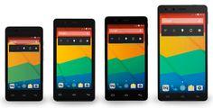 bq Aquaris E, nueva gama de #smartphones de #bq.
