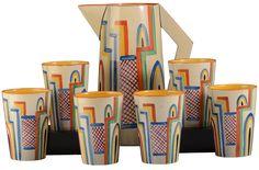 Clarice Cliff, Moorcroft, Art Deco Ceramics & Interiors For Sale | Andrew Muir