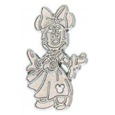 Aquarius Mickey Mouse Hidden Mickey 88663 Character Zodiac Disney Pin