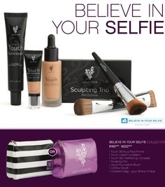 Younique's new fall collection: Believe in your Selfie #younique #selfie #prepyourcanvas #BeautybyHeatherRae