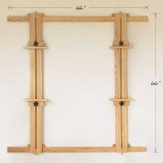 Easels Space Saver And Diy And Crafts On Pinterest