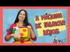 A máquina de fabricar beijos - Varal de Histórias - YouTube Story Time, Lunch Box, Birthday, Frame, Youtube, Videos, Kids Learning Activities, Kids Activity Ideas, Children's Books