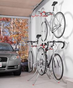 Botticelli Four-Bike Storage Rack by The Art of Storage #zulily #zulilyfinds