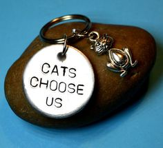 Cat lover, Cat person, Cat jewellery, Cat lover,cat tag, Cat person gift, Gift…