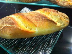 Pan sin gluten con prefermento