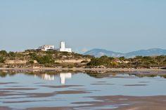 Formentera, es Molí de Sal.