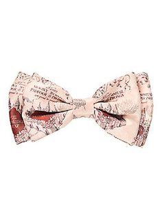 $3.75 marauders' map bow