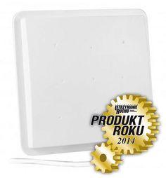 Czytnik RFID UHF 4m firmy PWSK zdobył nagrodę Produkt Roku 2014! #RFID #czytnikRFID