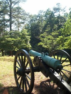 Petersburg National Battlefield, Virginia. Close to Ft. Lee, VA. Lots of history! Definitely worth a stop.
