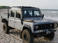 Land Rover-Defender-130 4X4 Crew Cab HCPU-$54,290 Data, Details, Specifications - Which Car?
