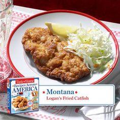 Montana -- Logan's Fried Catfish