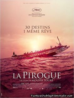 Kano - La pirogue - 2012 - DVDRip Film Afis Movie Poster