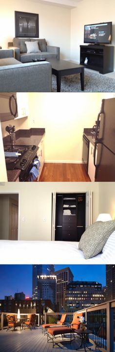 These corporate serviced apartments are situated just off St. Botolph and Garrison Street, just a 15 minute subway journey from the Boston Financial District and a 15 minute walk from the Back Bay waterfront. Here are Garrison Street Apartments, Back Bay, Boston.