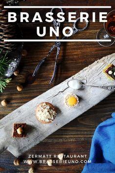 Brasserie Uno Menu: Restaurant in Zermatt: Creative cooking, fresh flavours, excellent service. Olive Oil Ice Cream, Alps Switzerland, Course Meal, Tasting Menu, Restaurant Food, Zermatt, Seasonal Food, Pumpkin Soup, Swiss Alps