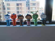 Boy Mama: Well, Shiver-Me-Timbers! It's the Octonauts!