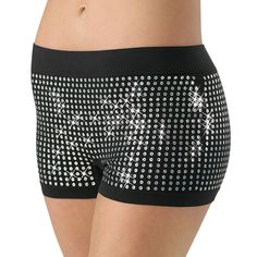 Need these booty shorts badly cuz they are to cute not to own Cute Dance Costumes, Jazz Costumes, Dance Fashion, Diy Fashion, Derby Attire, Pretty Costume, Dance Wear, Dance 4, Gymnastics Outfits