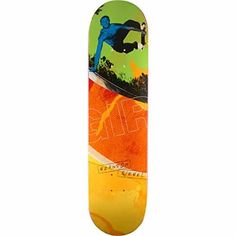 "Girl Skateboards Brandon Biebel 20/20 Skateboard Deck – 8″ x 31.875″: Deck Size: 8"" width x 31.875"" length Girl Skateboards 20/20 Deck is…"