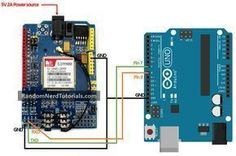 This post is a complete guide to the SIM900 GSM GPRS Shield with the Arduino. Learn how to sends SMS, receive SMS, make and receive phone calls with Arduino