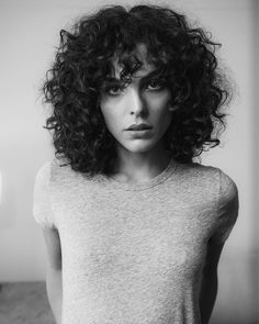 Curly-Hair-Styles-with-Bangs Popular Short Curly Hairstyles 2018 – 2019 Lockige Frisuren mit Pony Beliebte Kurzhaarfrisuren 2018 – 2019 Curly Hair Styles, Curly Hair With Bangs, Curly Hair Cuts, Long Curly Hair, Hairstyles With Bangs, Wavy Hair, Natural Hair Styles, Hairstyles 2018, Hairstyle Ideas