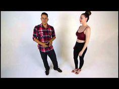 Salsa Dancing Walk-Through - 36 Movements