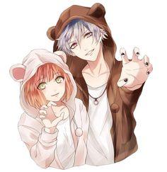 Anime Couples Hugging, Anime Couples Drawings, Anime Couples Manga, Love Cartoon Couple, Anime Love Couple, Anime Cupples, Kawaii Anime, Poses Manga, Cute Anime Coupes