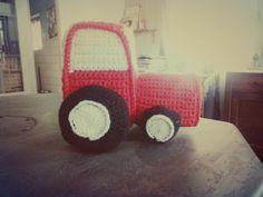 tractor crochet