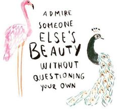 It's not about comparing yourself to others. #SkinnyMs