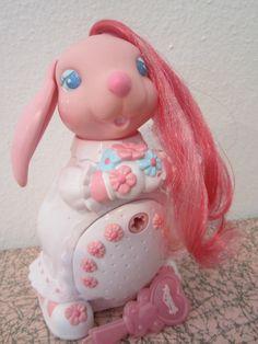 Keypers, Joyful Bunny Rabbit, Bride, Tonka 1987