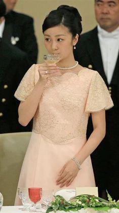 秋篠宮佳子内親王(あきしののみやかこないしんのう)殿下 皇紀2675年(平成27年6月3日, AD2015年)  Princess Kako 6/3/15