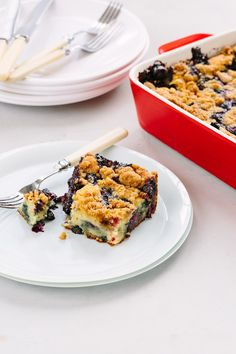 Recipe: Blueberry Pancake Casserole — Recipes from The Kitchn