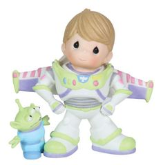 To Infinity And Beyond.  I love this! This is adorable. when did they start making precious momments with themes?