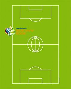 Niklaus Troxler, 2004 - FIFA worldcup, proposal 2